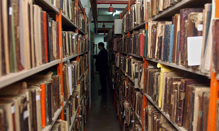 'Thousands of books missing from Turkey's national library'