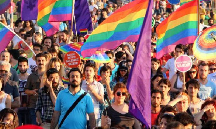 Ankara court reverses gay pride ban at ODTÜ campus