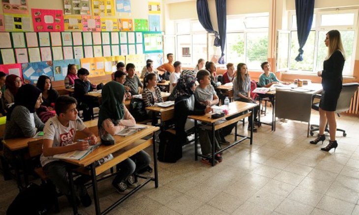 10 percent of Turkish parents willing to send children to schools affiliated with religious sects