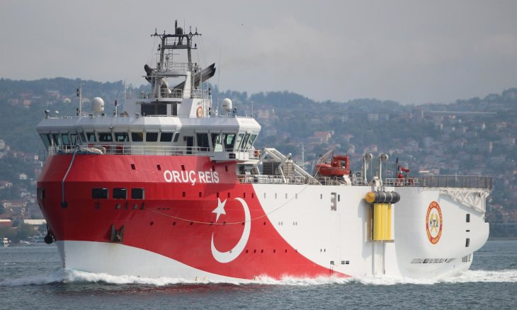 Turkey rejects Greek claim over Mediterranean seismic survey