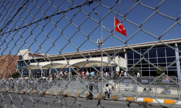 Top court rejects CHP's application for annulment of prisoner release law with regards to its 'form'
