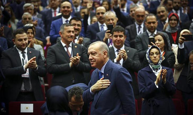 Erdoğan asks politicians to get tested for COVID-19 ahead of his speech in parliament