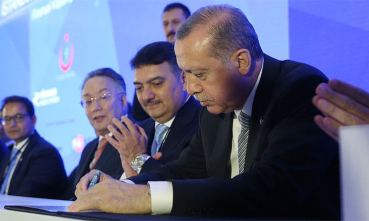 Erdoğan 'accidentally' founds university, mistake corrected a day later