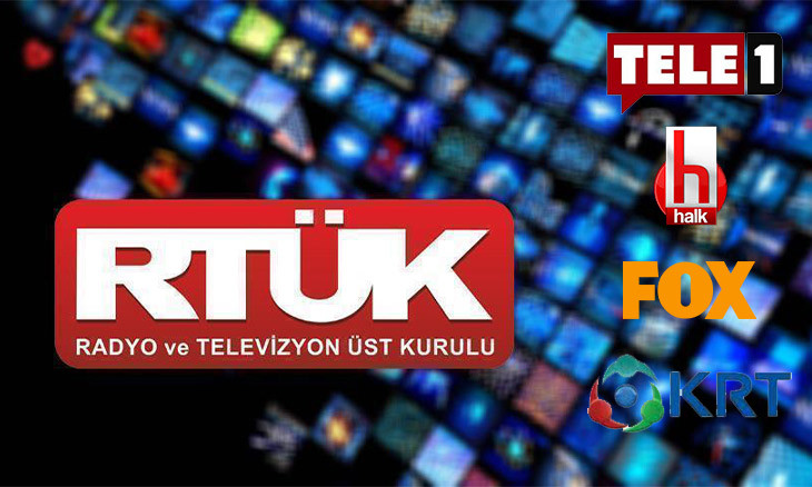 Turkey's media watchdog issues 70 pct of fines to outlets critical of gov't