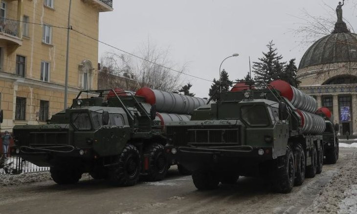 Turkey 'tested Russia's S-400 air defense systems on US-made planes last year'