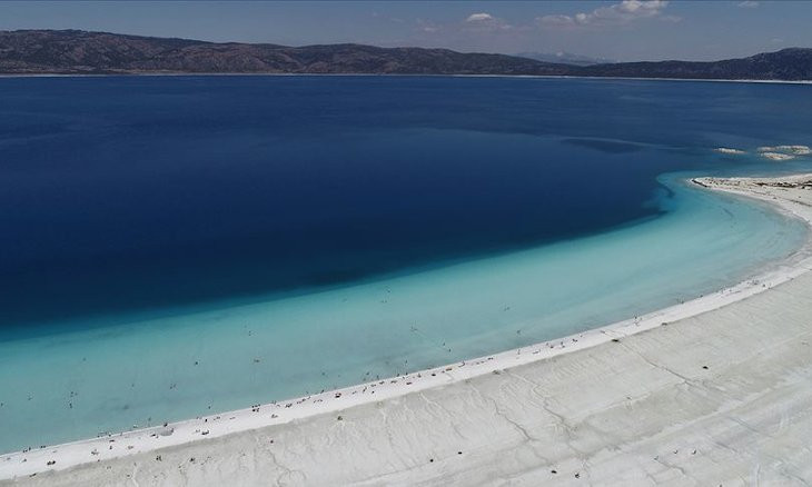 Turkey's Lake Salda similar to Jezero Crater on Mars, says NASA