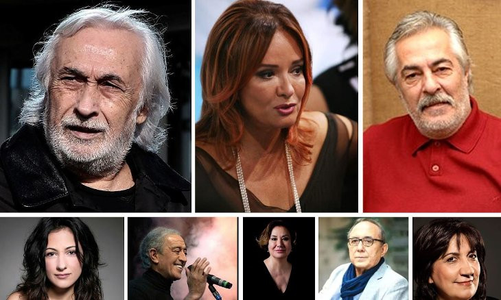 We're not afraid, say Turkey's artists in joint statement