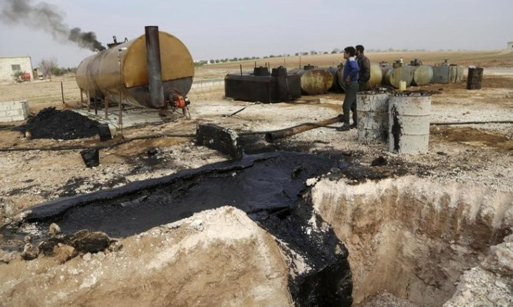 US company signs agreement with Syrian Democratic Forces to develop oil fields in the region