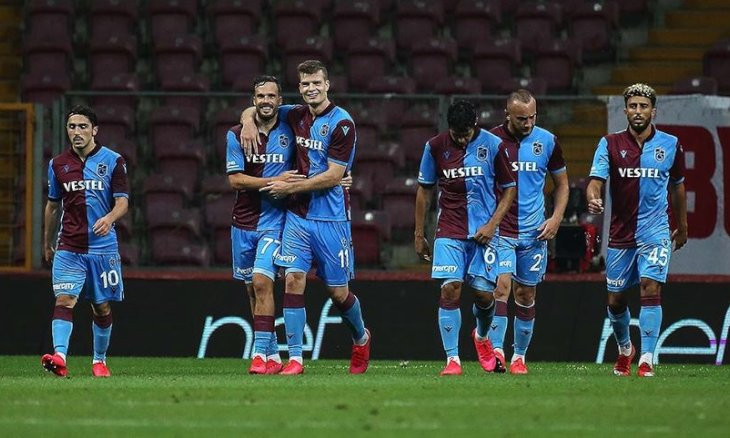 Trabzonspor to miss out on Champions League after appeal dismissed