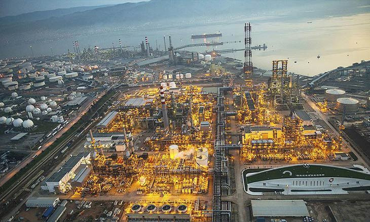 Oil refineries rank as Turkey's largest industrial business