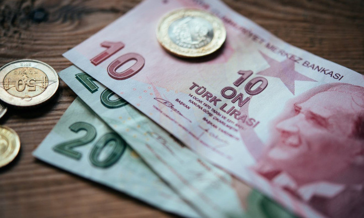 'Turkish lira loses four times its value in 13 years'