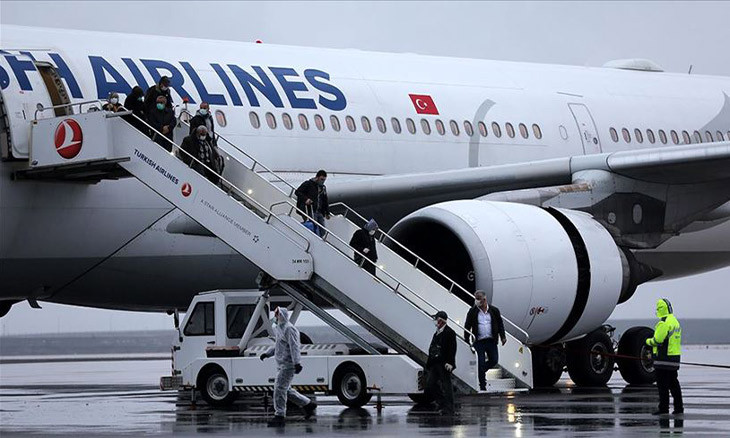 Turkey to resume flights to, from Russia despite soaring number of new cases