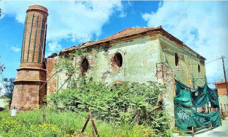 Greek governor wants mosque restoration works on Lesbos to be stopped after Turkey's Hagia Sophia move