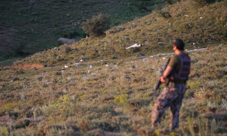 Seven police officers killed in reconnaissance plane crash in Turkey's east