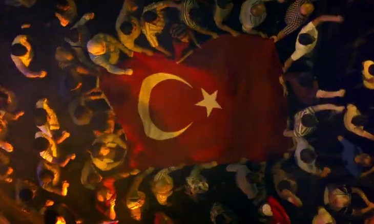 Turkish gov't prepares video in English to mark thwarting of July 2016 coup attempt