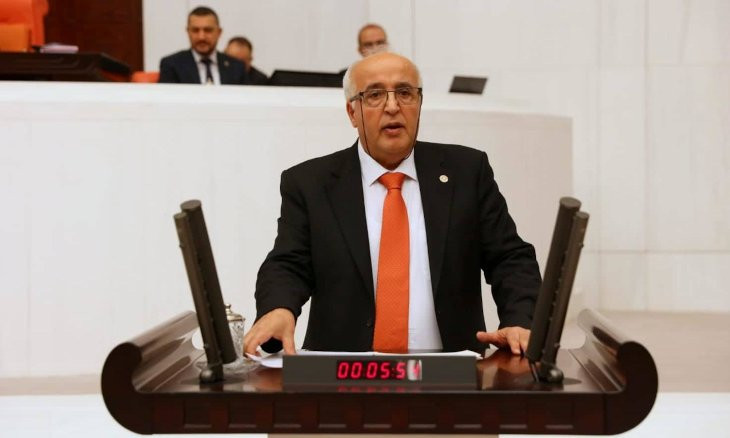 HDP deputy urges gov't to comply with court rulings on cemevis 'just like it did on Hagia Sophia'