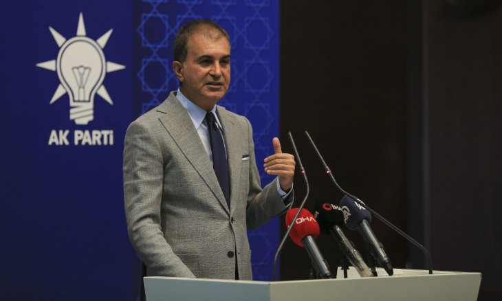 No Kurd would accept being a legionary of imperialists, AKP spokesperson says in response to Biden's remarks