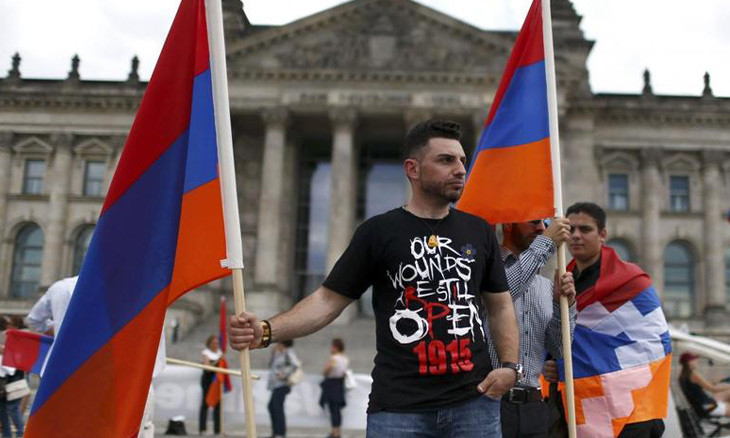 Istanbul Armenian church files complaint against Facebook user over online hate speech