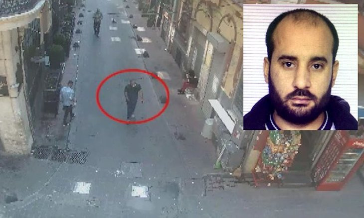 Police apprehend ISIS militant preparing for an attack in Istanbul
