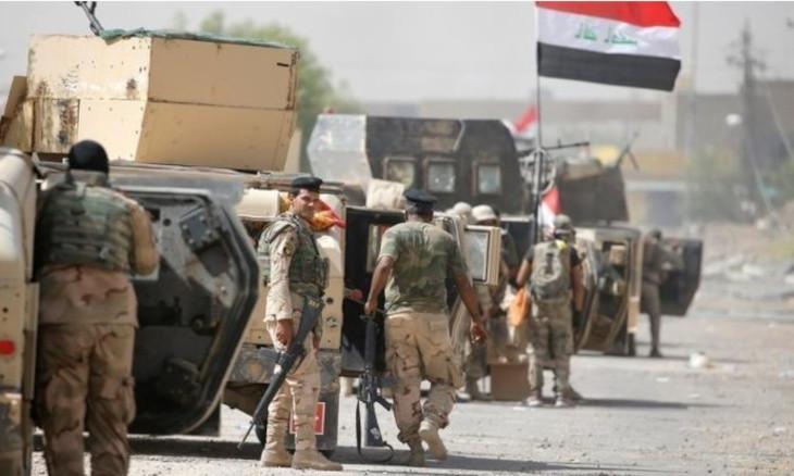 Turkish drone kills 2 Iraqi border guards in Kurdish region, Iraq's military says