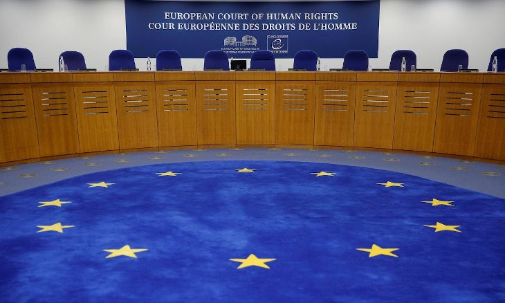 Holding banner calling on youth to join PKK is within freedom of expression: Europe's top rights court