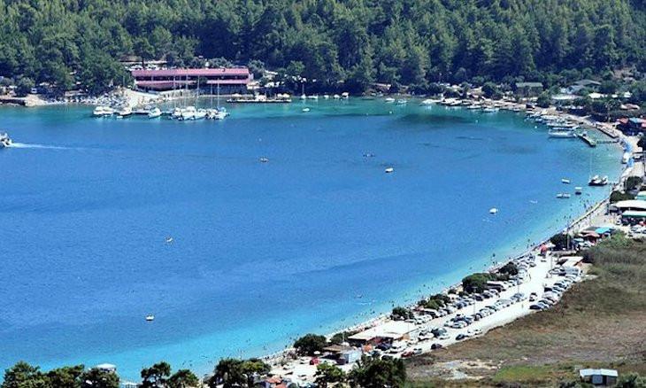 Coastal village in Aegean province of Muğla privatized, transferred to pro-gov't company