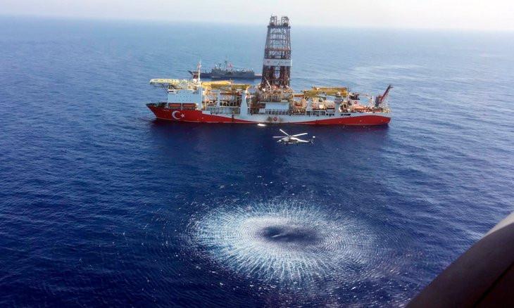 Turkey discovered 320 billion cubic meters of natural gas in Black Sea, says Erdoğan