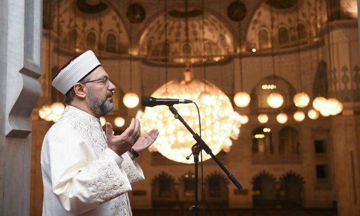 Diyanet spends 29 million liras on mosque and Quran associations in 2019