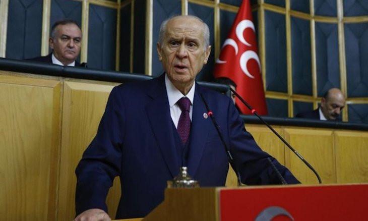 Erdoğan ally Bahçeli claims Biden is 'superior mind' behind Turkish opposition