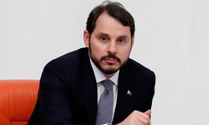 Finance Minister Berat Albayrak announces resignation on Instagram