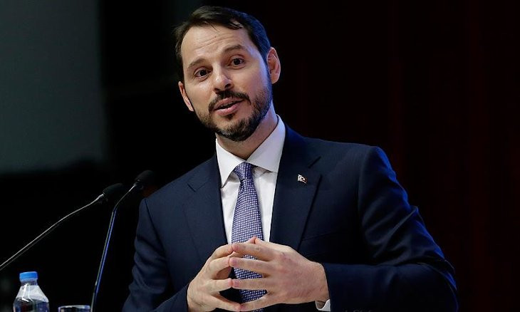 Gov't lends support to Finance Minister Albayrak after he was criticized over worsening economy