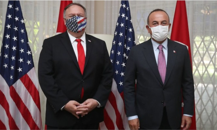 Çavuşoğlu to Biden: Who are you to say US made it possible for Kurds to enter parliament?