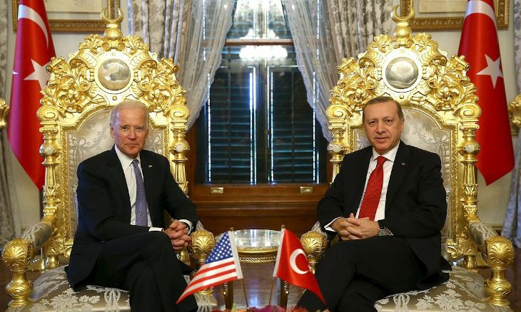 Erdoğan voices disappointment over Biden's remarks, says, 'We drank tea together in the past'
