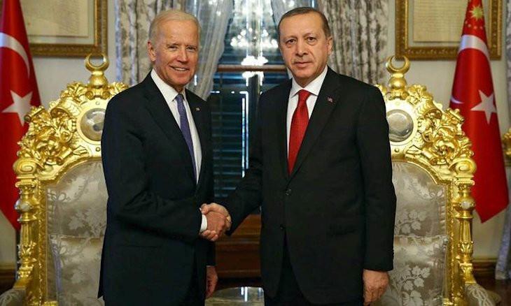 A different story on Biden's remarks on Erdoğan
