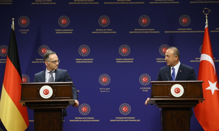 Turkey will not hesitate to do 'what is necessary' in Med Sea, says FM Çavuşoğlu