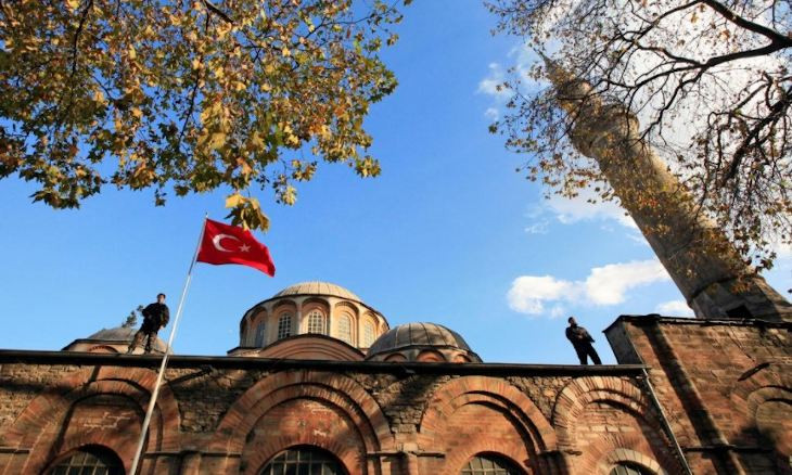 Russian Orthodox Church slams Turkey for 'disrespecting Christian monuments'