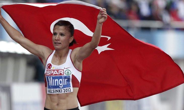 Turkey's Gülcan Mıngır gets two-year ban for doping violation