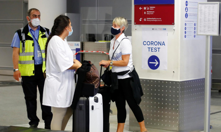 Germany says arrivals from Turkey, Western Balkan countries contributing to rise in COVID-19 cases