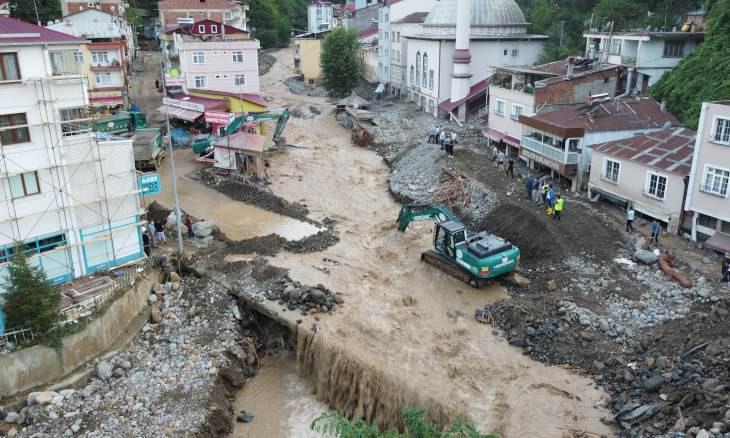 Death toll from northern Turkey flash floods rises to 9