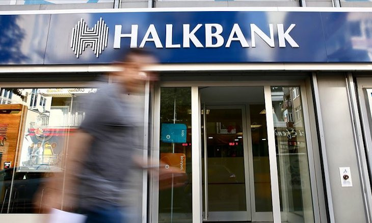Halkbank says it is immune from US prosecution in Iran sanctions case