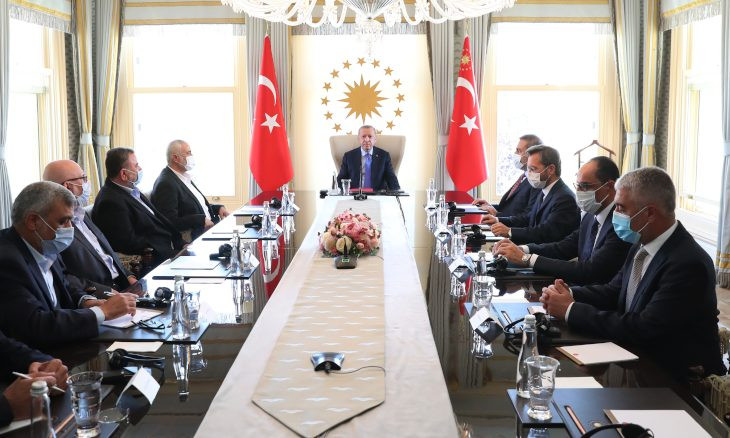 US 'strongly objects to' Erdoğan's meeting with Hamas leaders in Istanbul