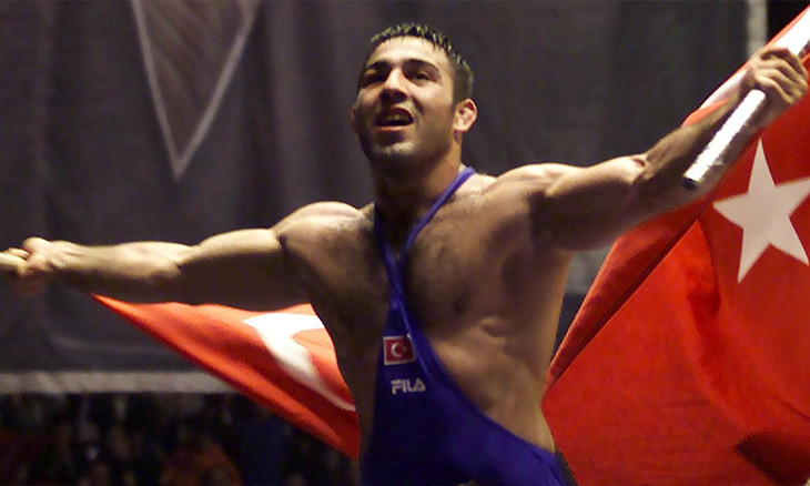 Description of Turkish wrestler's experience is left blank in bank's exec board reports