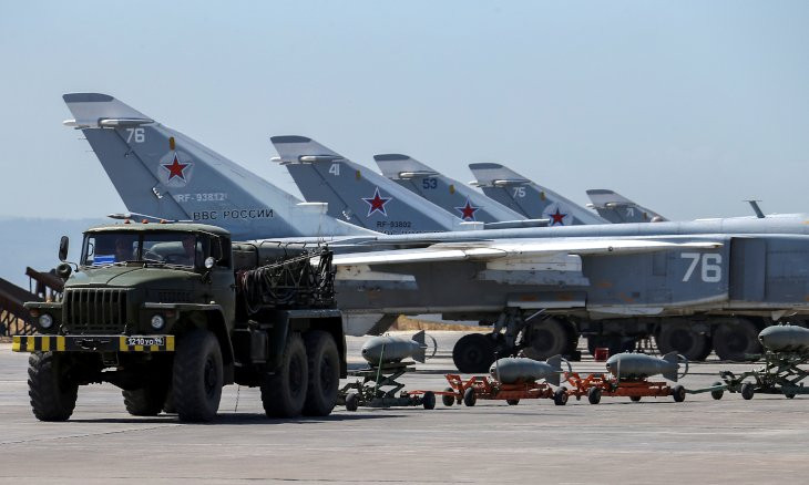Syria agrees to let Russia expand Hmeimim air base