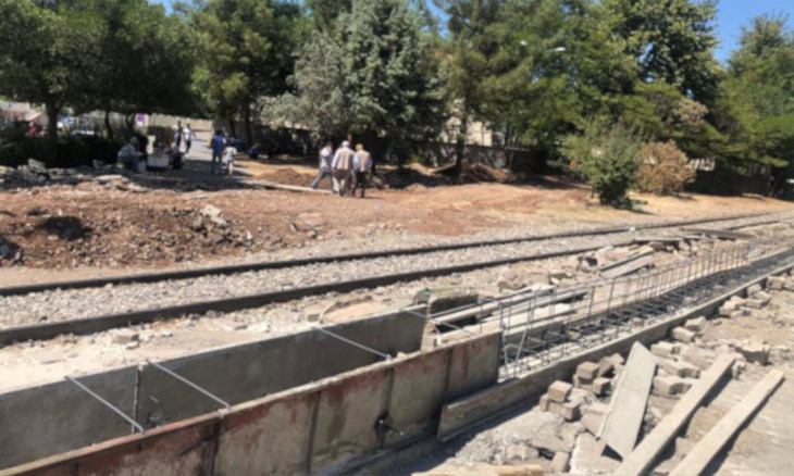 Diyarbakır opposes construction of 12KM wall that will divide city in two