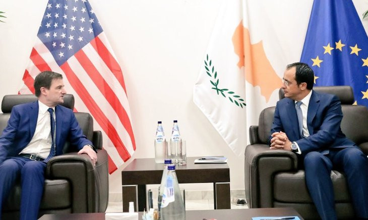US lends support to Greek Cyprus on eastern Mediterranean gas drilling