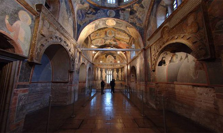 Istanbul's Chora Museum to open for Muslim prayers following Hagia Sophia