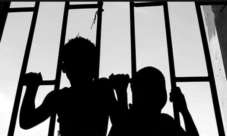 Turkey top jailer of children in Europe