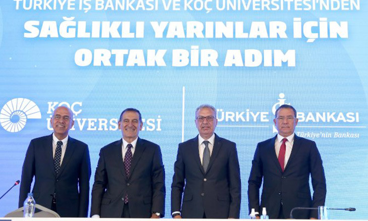 Koç University's new infectious disease research center primarily to focus on COVID-19