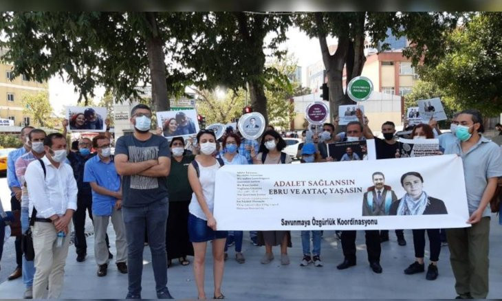 Hunger-striking lawyers' case to be taken to Constitutional Court