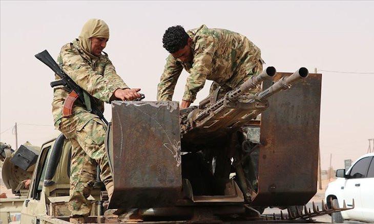 Trump, Erdoğan discuss demilitarized zone in Libya
